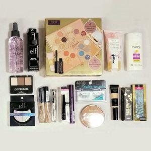 ❤ Makeup Bundle Lot Tarte Ulta Sephora E.L.F. More